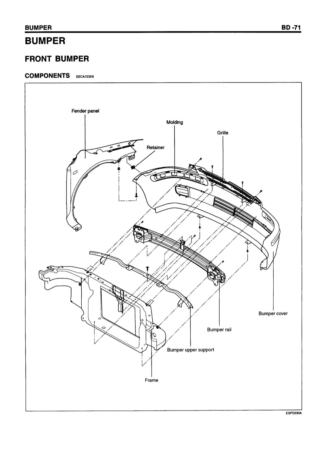Hyundai Getz 2002  2011 Manuale Officina Workshop Manual Service Wiring Diagrams