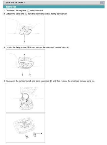 Kia Soul 2008  2013 Workshop Manual Maintenance Workshop Manual Wiring Diagrams