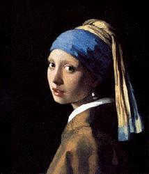 La ragazza era già sensibile all'arte, in quanto il padre era