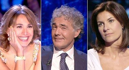 Giletti e Moretti: amore finito per colpa di Barbara D'Urso?