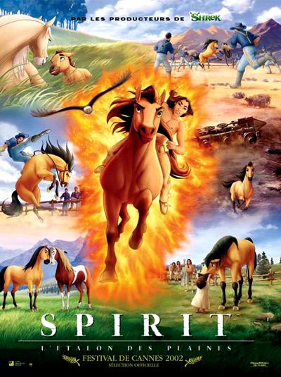Spirit cavallo selvaggio for Spirit colonna sonora