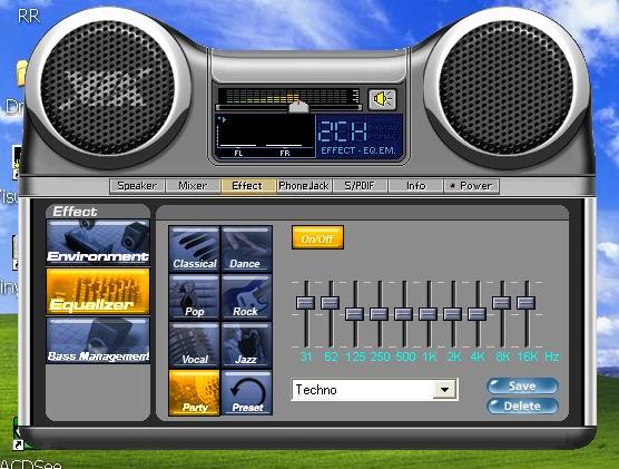 مضخم الصوت المشهور عالميا hd ViaAudioDeck