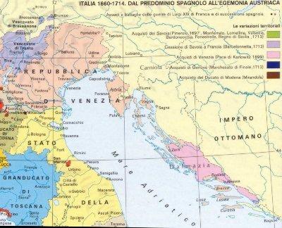 Dalmazia Italiana Cartina.Istria Fiume E Dalmazia Skyscrapercity