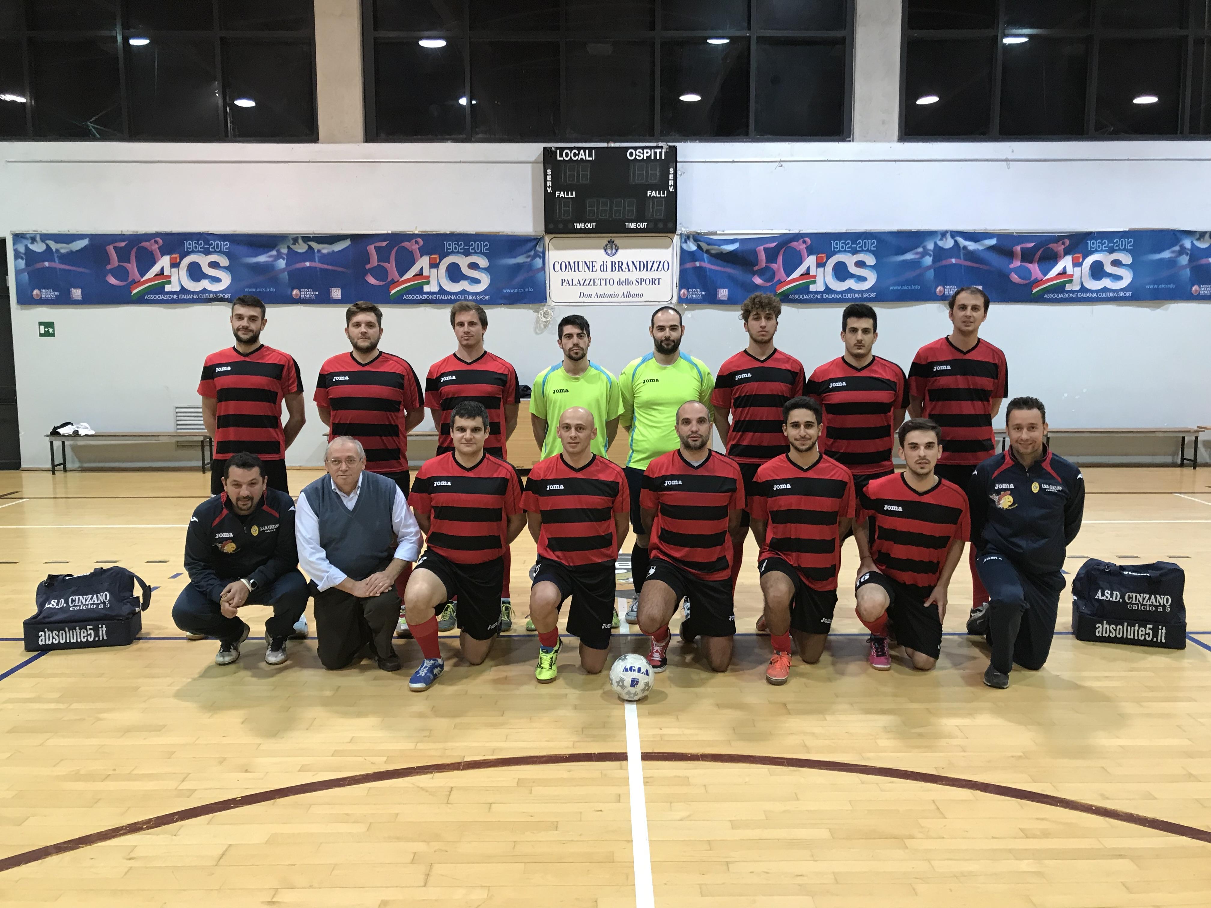 Campionato calcio a 5 F.I.G.C. serie C2, stagione 2017/2018