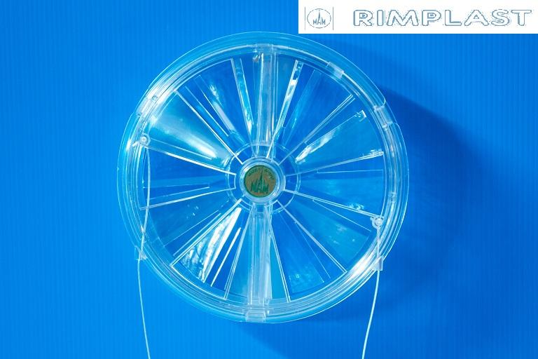 """120 RIMPLAST /""""m.a.m./"""" PVC Aeratore Aspiratore Estrattore Ventola finestra mm"""