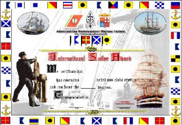 International Sailor Award