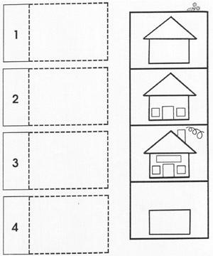 Apprendre a dessiner maison for Apprendre a dessiner une maison