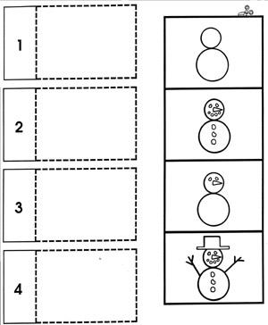 apprendre a dessiner bonhomme maternelle