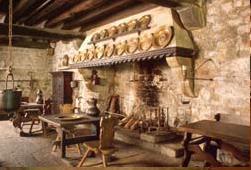 Vittorio cini for Piani di casa castello medievale