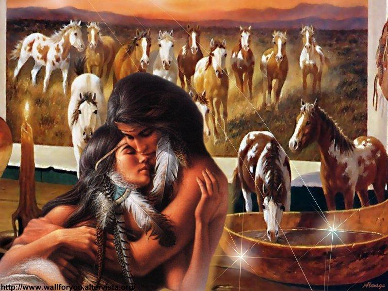 Il Gufo Su Indiani D America: INDIANI D'AMERICA.. Su AMORE-- PASSIONE