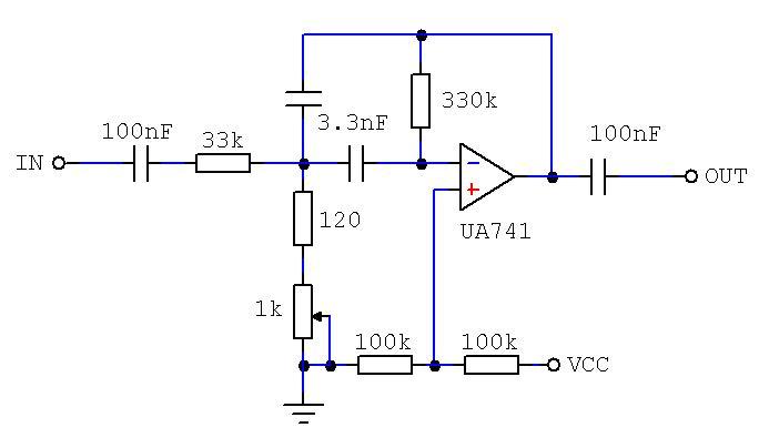Schema Elettrico Filtro Per Subwoofer : Schema elettrico filtro passa banda fare di una mosca