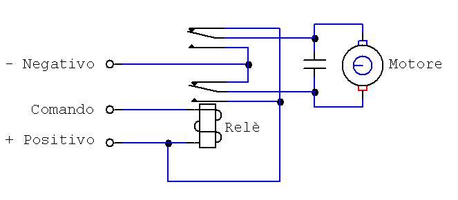 Schema Elettrico Pulsante Alzacristalli : Un minirobot che tutti possono costruire ponte h