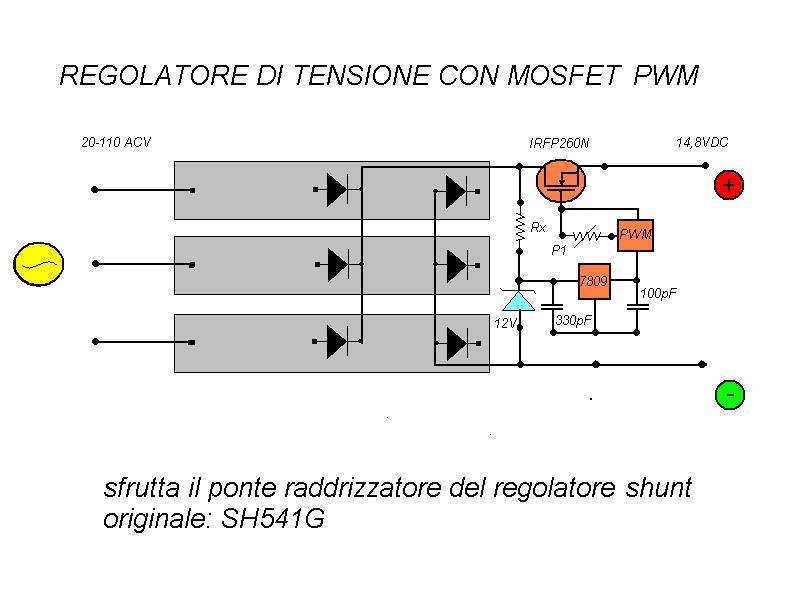 Schema Elettrico Regolatore Di Tensione Ducati : Regolatore di tensione bmw f riders forum registry