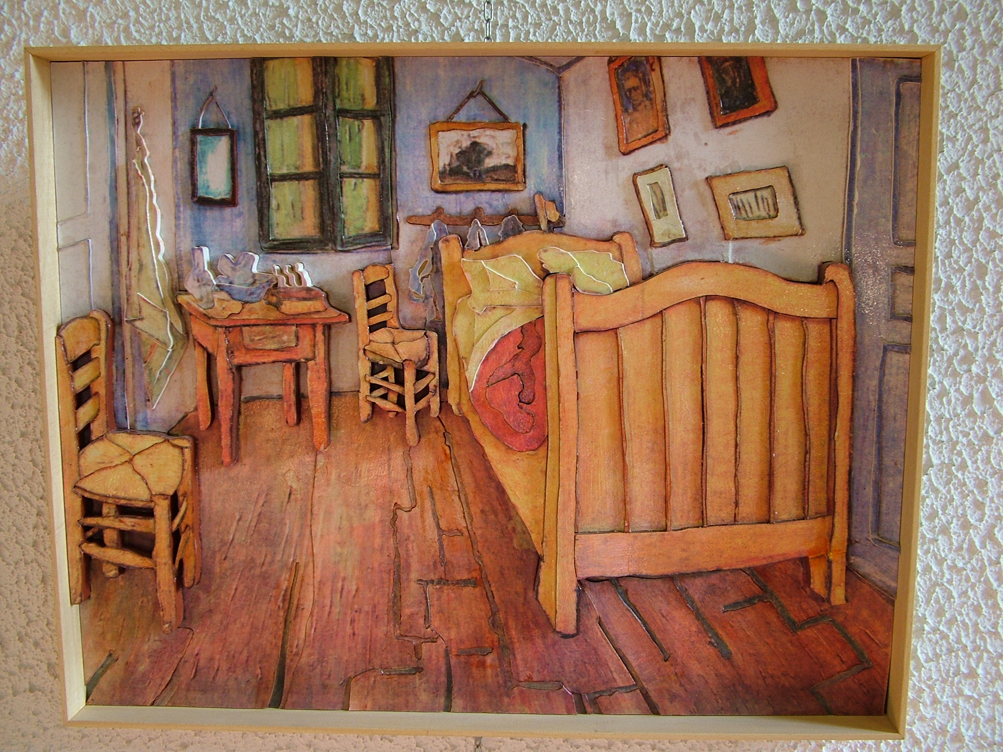 Bielle - La camera da letto van gogh ...