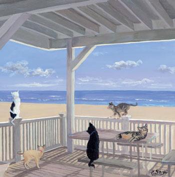 Forum gatti nell 39 arte bozzetti disegni e quadri tutti for Disegni veranda anteriore
