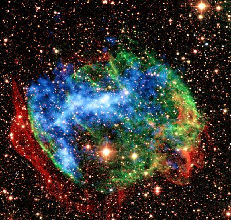 Kepler's Supernova (SN 1604) ....