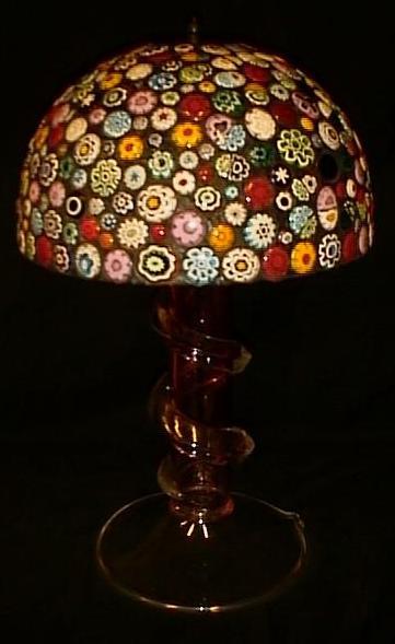 lampade murano BortolottoArte murano\'s lamps piantane appliques ...