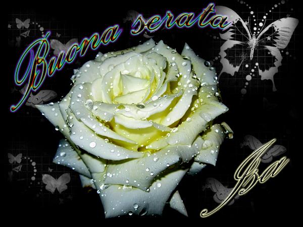 Che la vita continua buona serata tra cuori fiori for Immagini spiritose buona serata