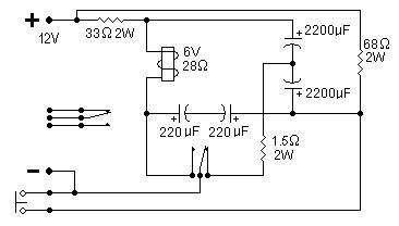elettrico relè passo passo
