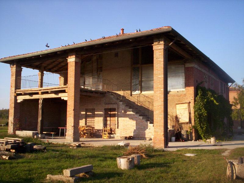 ristrutturazione fienile studio di architettura bucchi