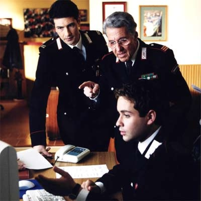 Carabinieri - Lorenzo Crespi, Tom Palermo
