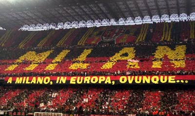 A MILANO, IN EUROPA, OVUNQUE