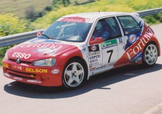 Peugeot 106 Rallye. peugeot 106 rallye interior.