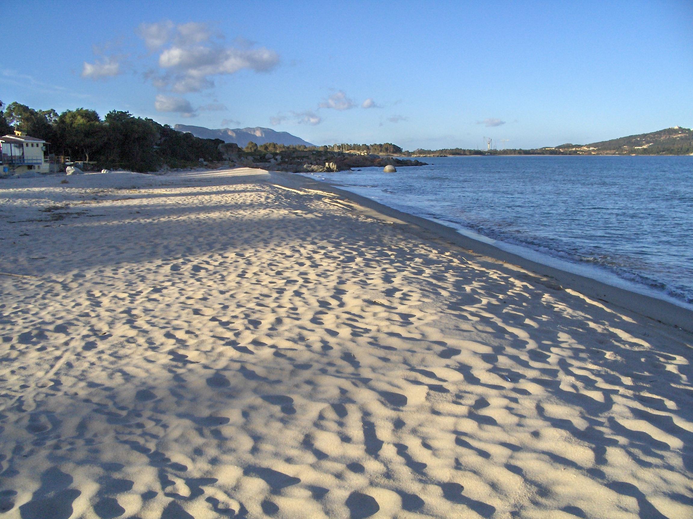 La marina di tortoli - Immagini da colorare la spiaggia ...