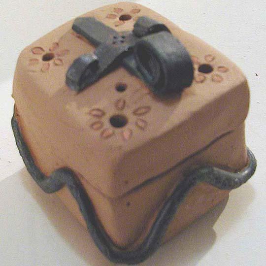 Ferro battuto - Terracotta di A. Pallastrelli