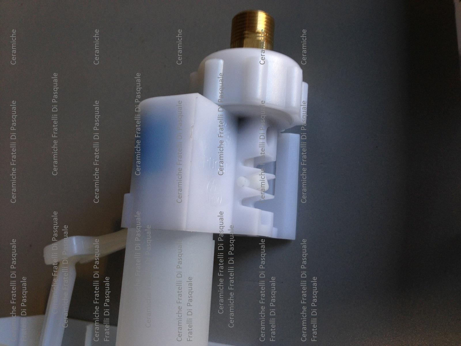 80006550 gruppo valvola eco sara pucci ricambio cassetta incasso bagno - Pucci bagno ricambi ...