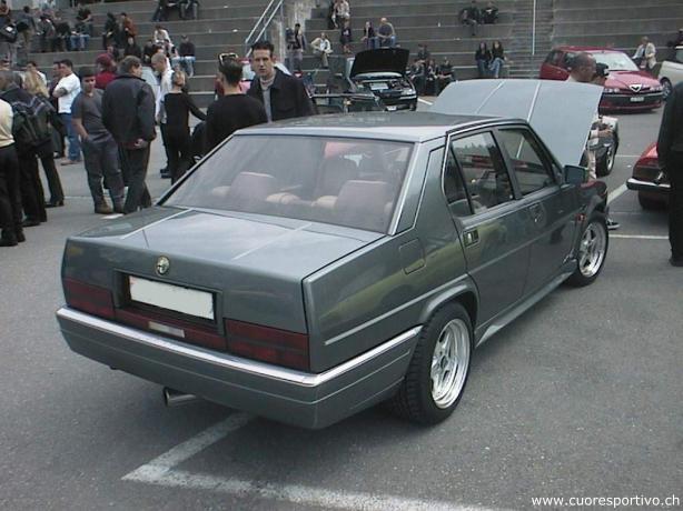 [Rch] Alfa Romeo 90 2.5 v6 Alfa90expo2