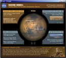 MULTIMEDIA EXPERIENCE: Rovers' Landing Sites Flash Animation-ADSL or ISDN 128Kb/s-