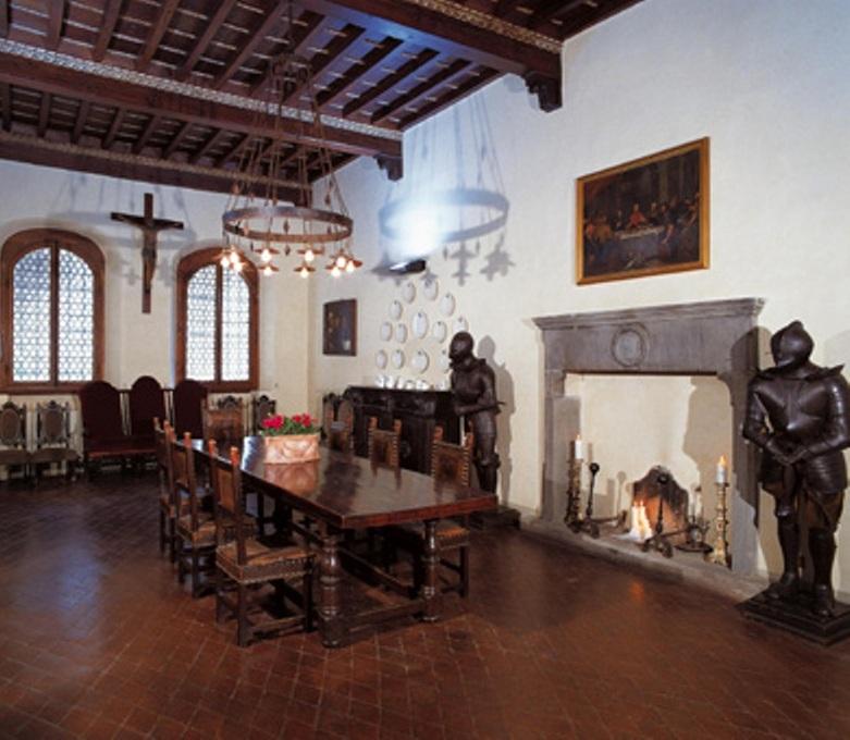 Sala da pranzo for Sala da pranzo reale