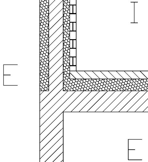 Parete Cartongesso Sezione : Ingforum leggi argomento ponte termico ...
