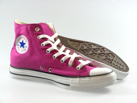 converse fucsias all star