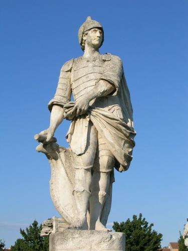 le statue del prato della valle   padova