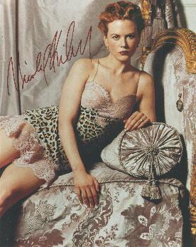 Sottoveste, che passione!!! - Cinema - Nicole Kidman