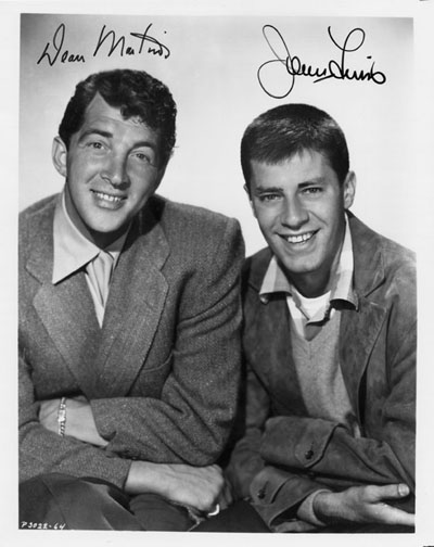 sorry if it 39 s old news but dean martin jerry lewis