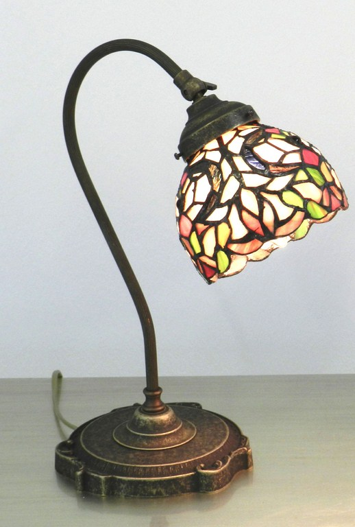 Lampada da tavolo in stile Tiffany ,lampada da comodino ...