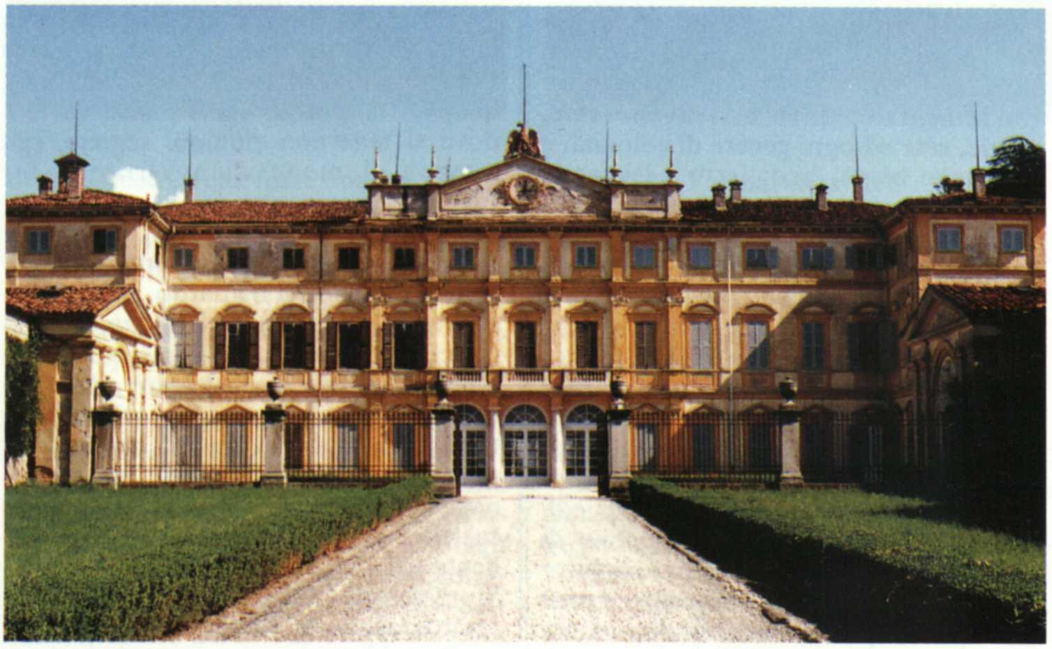 Timpani Villa Reale Monza Timpani