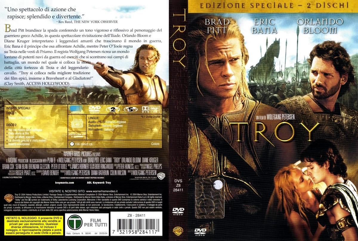troy dvd italiano  23) Troy