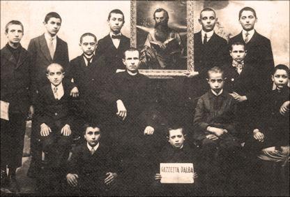 Don Tito Armani pioniere del Beato Don Giacomo Alberione