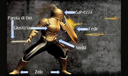 Il combattimento spirituale dell 39 apostolo paolo - Armatura dell immagine del dio ...