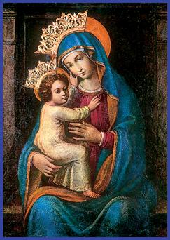 Maggio: mese della Beata Vergine Maria