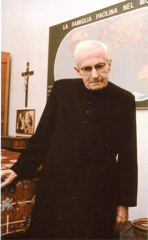 Pensieri del Sacerdote Beato Giacomo Alberione