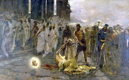 Coroncina a San Paolo del Beato Don Giacomo Alberione