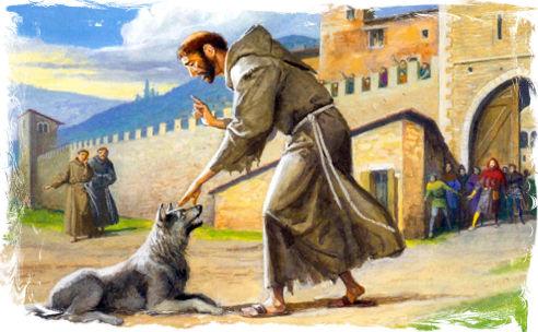 Dio: l'amore fondamentale di S. Francesco d'Assisi