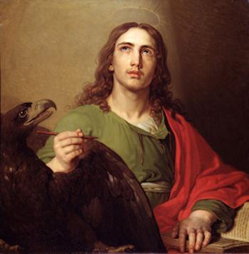 Giovanni apostolo ed evangelista nel quarto Vangelo