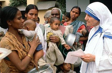 Madre Teresa di Calcutta: 2 Miracoli