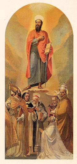 San Paolo Maestro universale